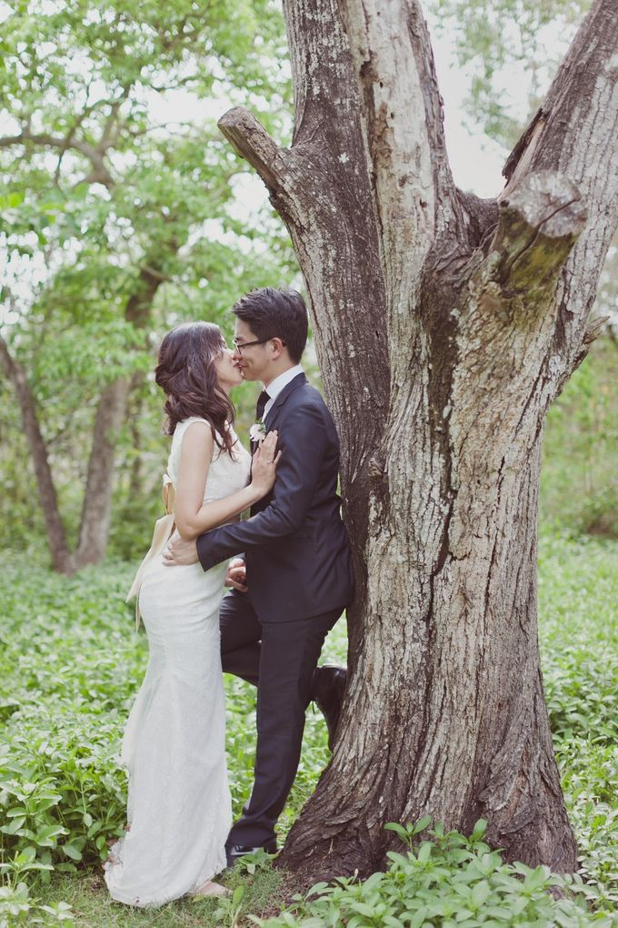 Pre-Wedding of SL & YS by SimplyBenji Photography - 010