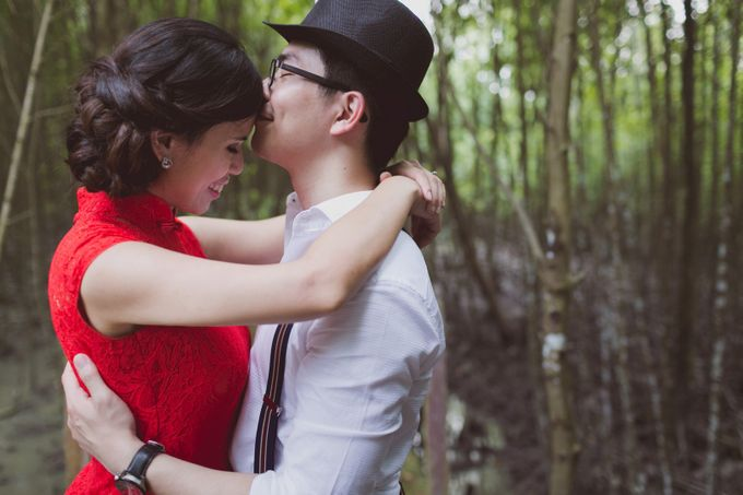 Pre-Wedding of SL & YS by SimplyBenji Photography - 015