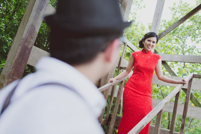 Pre-Wedding of SL & YS by SimplyBenji Photography - 011