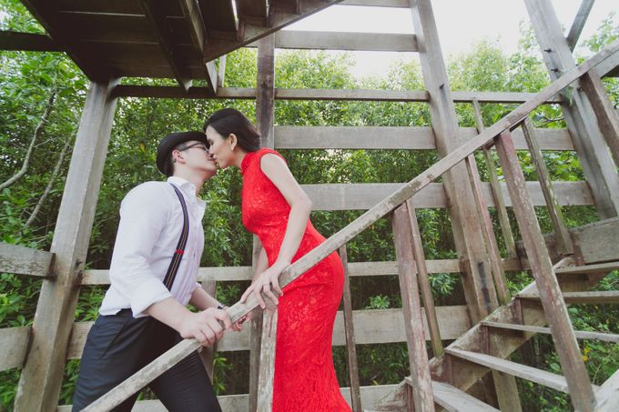 Pre-Wedding of SL & YS by SimplyBenji Photography - 012