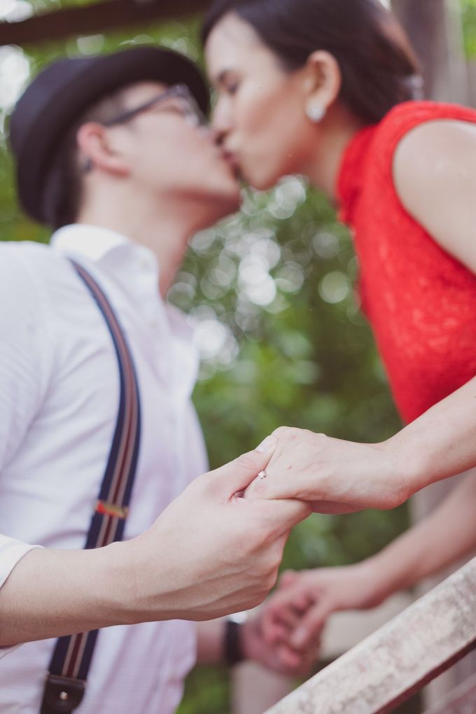 Pre-Wedding of SL & YS by SimplyBenji Photography - 013