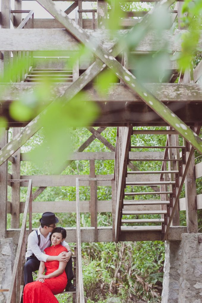 Pre-Wedding of SL & YS by SimplyBenji Photography - 014