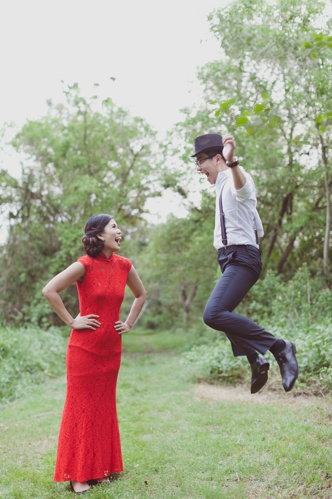Pre-Wedding of SL & YS by SimplyBenji Photography - 016