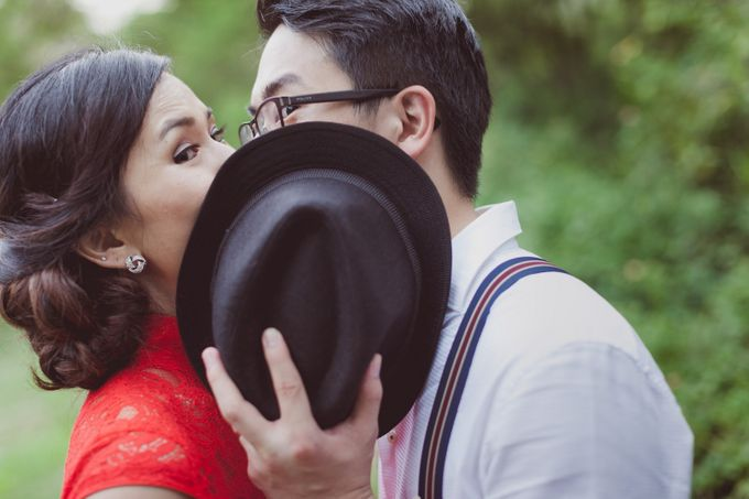 Pre-Wedding of SL & YS by SimplyBenji Photography - 018