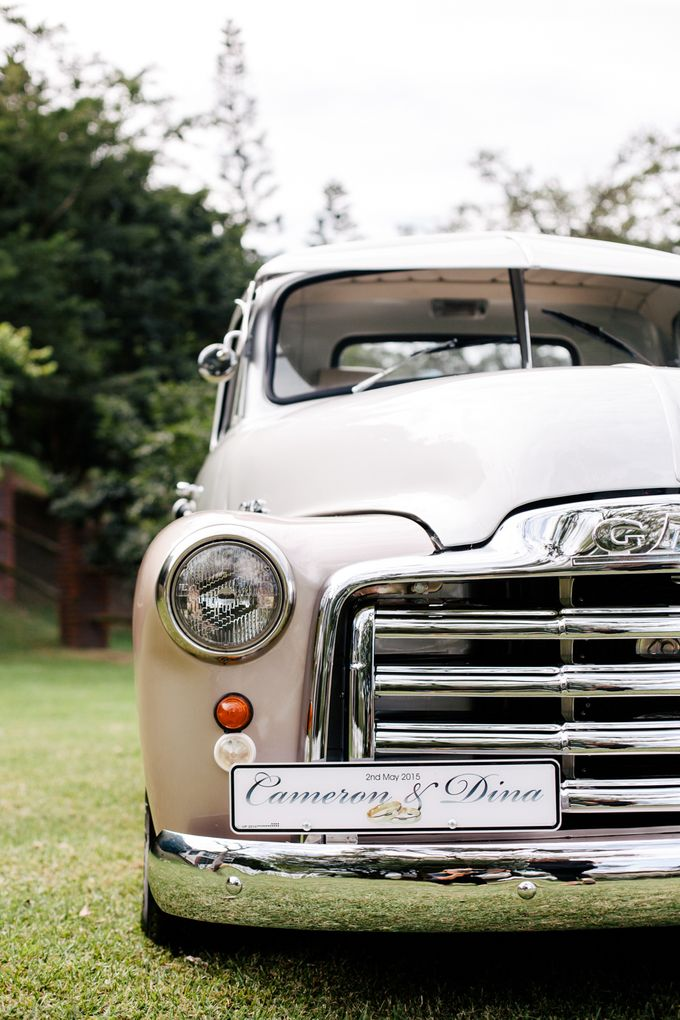 Dina & Cam South Africa by Vanilla Photography - 003