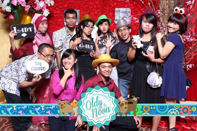 Wedding Project 01 by Mostache Photobooth - 007