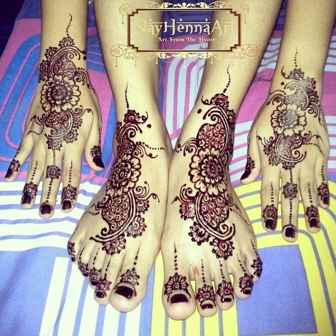 Nay Henna Art by Nay Henna Art - 001