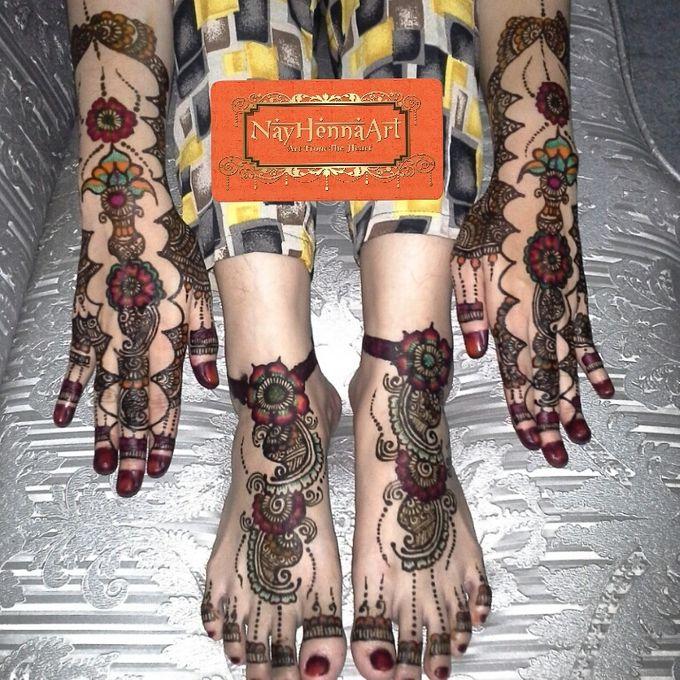 Nay Henna Art by Nay Henna Art - 005