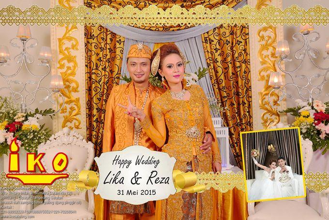 Paket Fotobooth by IKO Catering Service dan Paket Pernikahan - 001