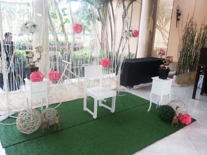 PUJI & NINA by Raffles Hills Cibubur - On Green Garden Venue - 002