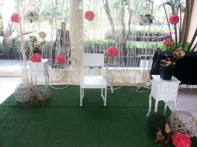 PUJI & NINA by Raffles Hills Cibubur - On Green Garden Venue - 001