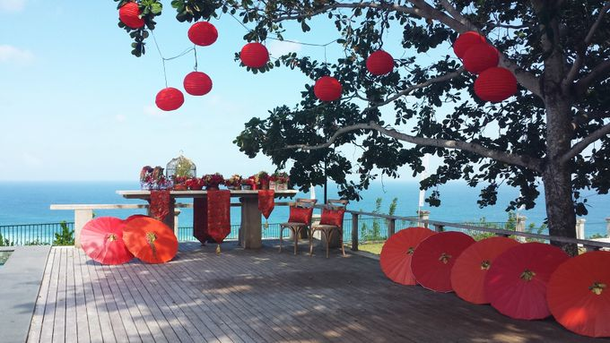 Tea Ceremony - Marlon & Lidia by Puri Amanda Flower Boutique - 003