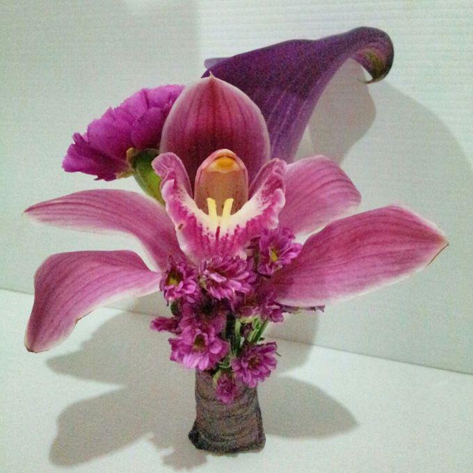 Lovely Peony by Eve Florist - 008