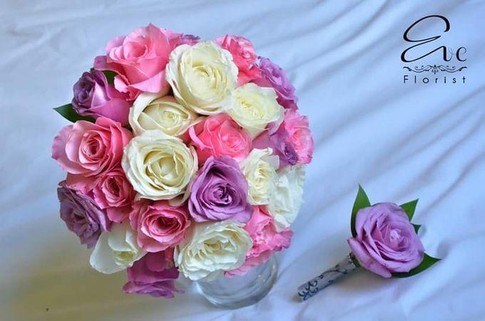 Lovely Peony by Eve Florist - 010