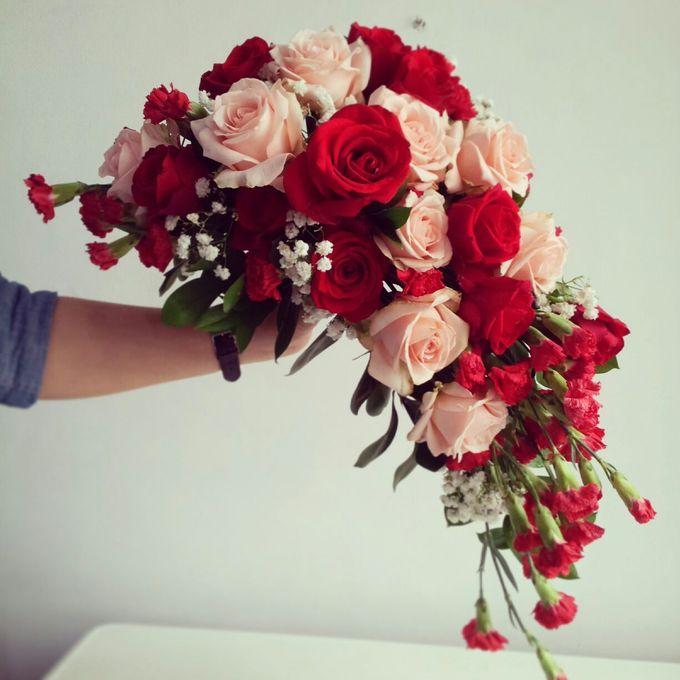 Lovely Peony by Eve Florist - 013