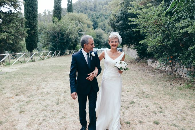 EARTHY GREENERY AND ELEGANT WEDDING IN ITALY by My Wedding Planner in Italy - 008