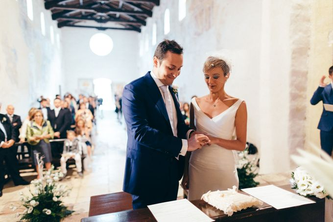 EARTHY GREENERY AND ELEGANT WEDDING IN ITALY by My Wedding Planner in Italy - 010