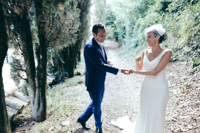 EARTHY GREENERY AND ELEGANT WEDDING IN ITALY by My Wedding Planner in Italy - 016