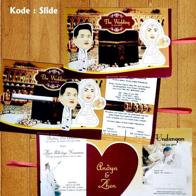 Wedding Invitation by Abud Creative Design - 001