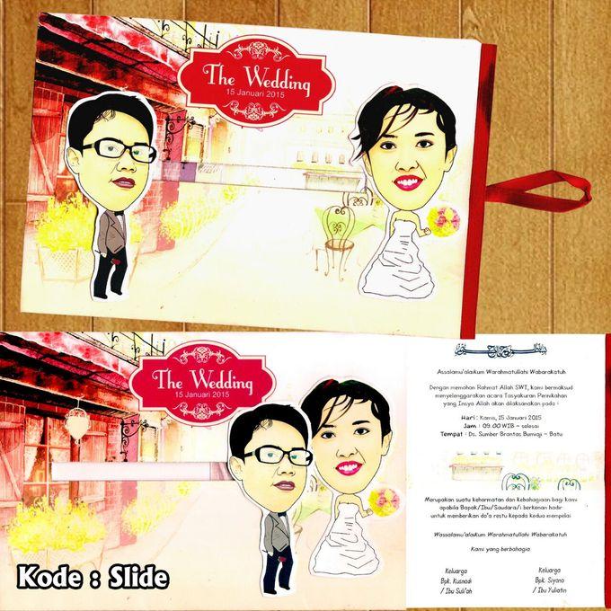 Wedding Invitation by Abud Creative Design - 004