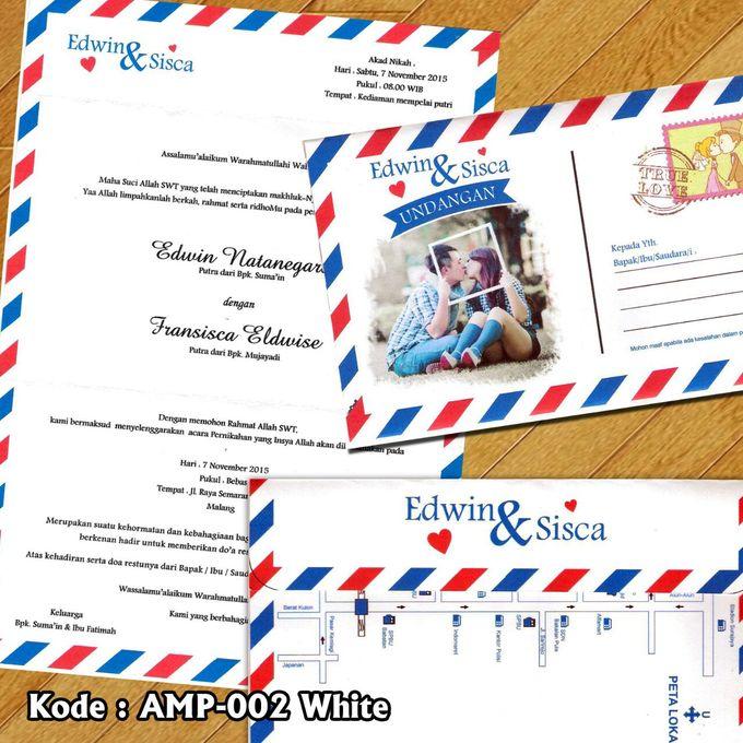 Wedding Invitation by Abud Creative Design - 007