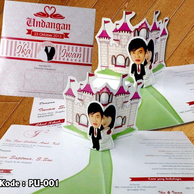 Wedding Invitation by Abud Creative Design - 010