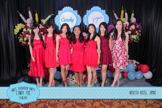 Sweet seventeen photoboot by Phico photography - 001