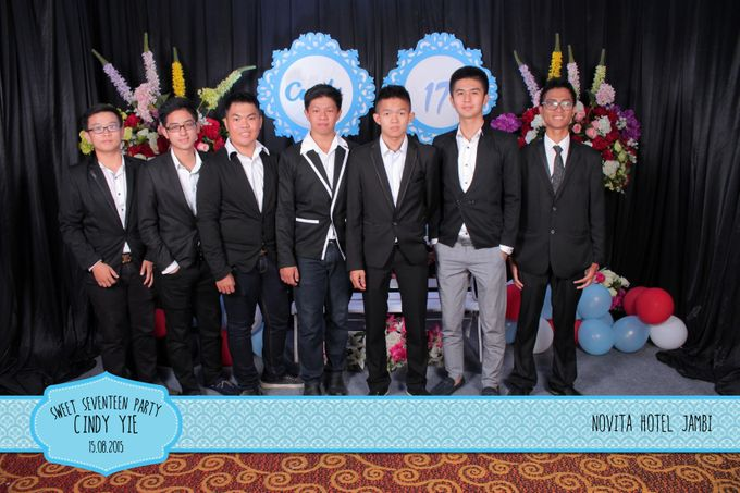 Sweet seventeen photoboot by Phico photography - 002