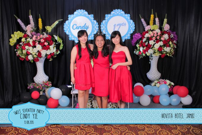 Sweet seventeen photoboot by Phico photography - 006