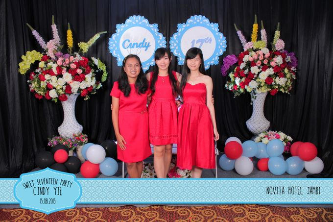 Sweet seventeen photoboot by Phico photography - 007