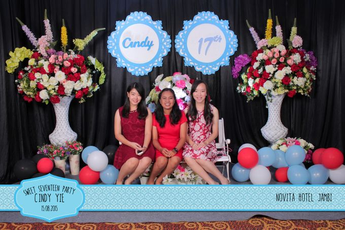 Sweet seventeen photoboot by Phico photography - 011