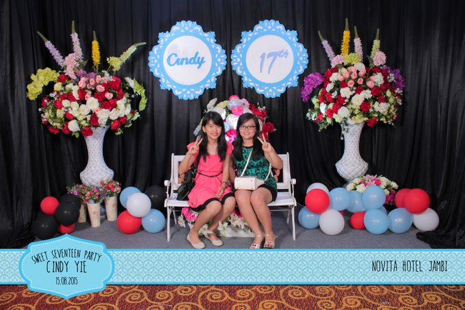 Sweet seventeen photoboot by Phico photography - 017