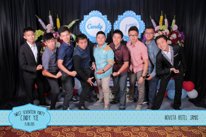 Sweet seventeen photoboot by Phico photography - 023