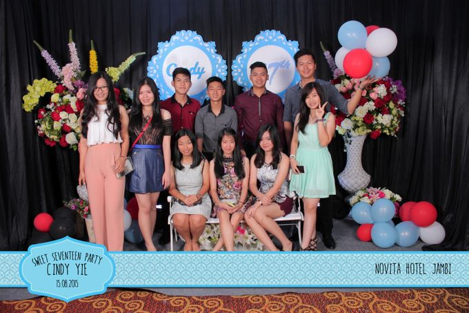 Sweet seventeen photoboot by Phico photography - 033