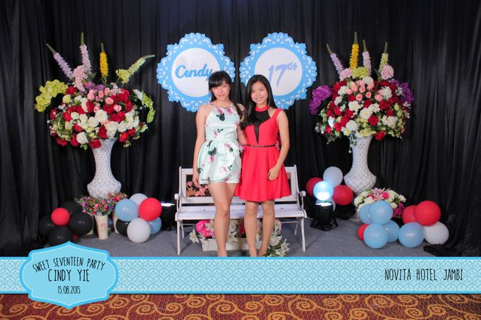 Sweet seventeen photoboot by Phico photography - 036