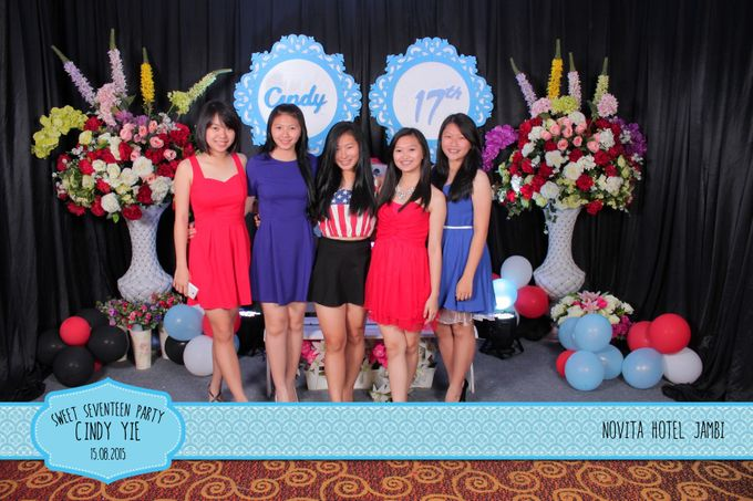 Sweet seventeen photoboot by Phico photography - 045