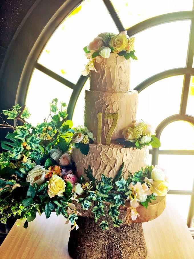 Wedding cake by Patisserie des Merveilles by Patisserie des Merveilles - 003