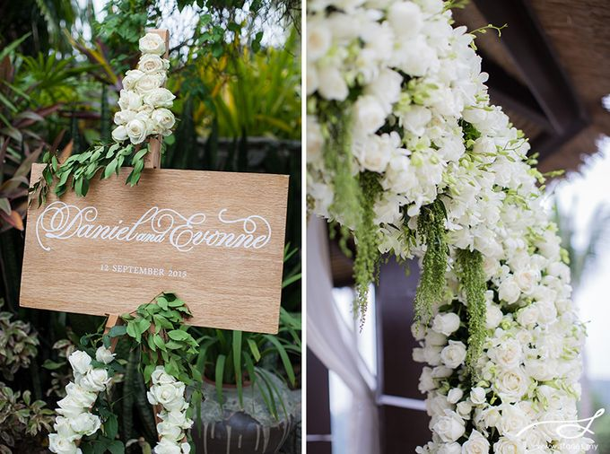 Beach Wedding at Shangri-La's Rasa Ria Resort & Spa by Shangri-La Rasa Ria Resort & Spa - 003