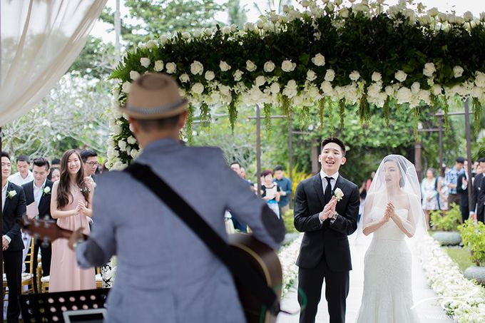 Beach Wedding at Shangri-La's Rasa Ria Resort & Spa by Shangri-La Rasa Ria Resort & Spa - 009