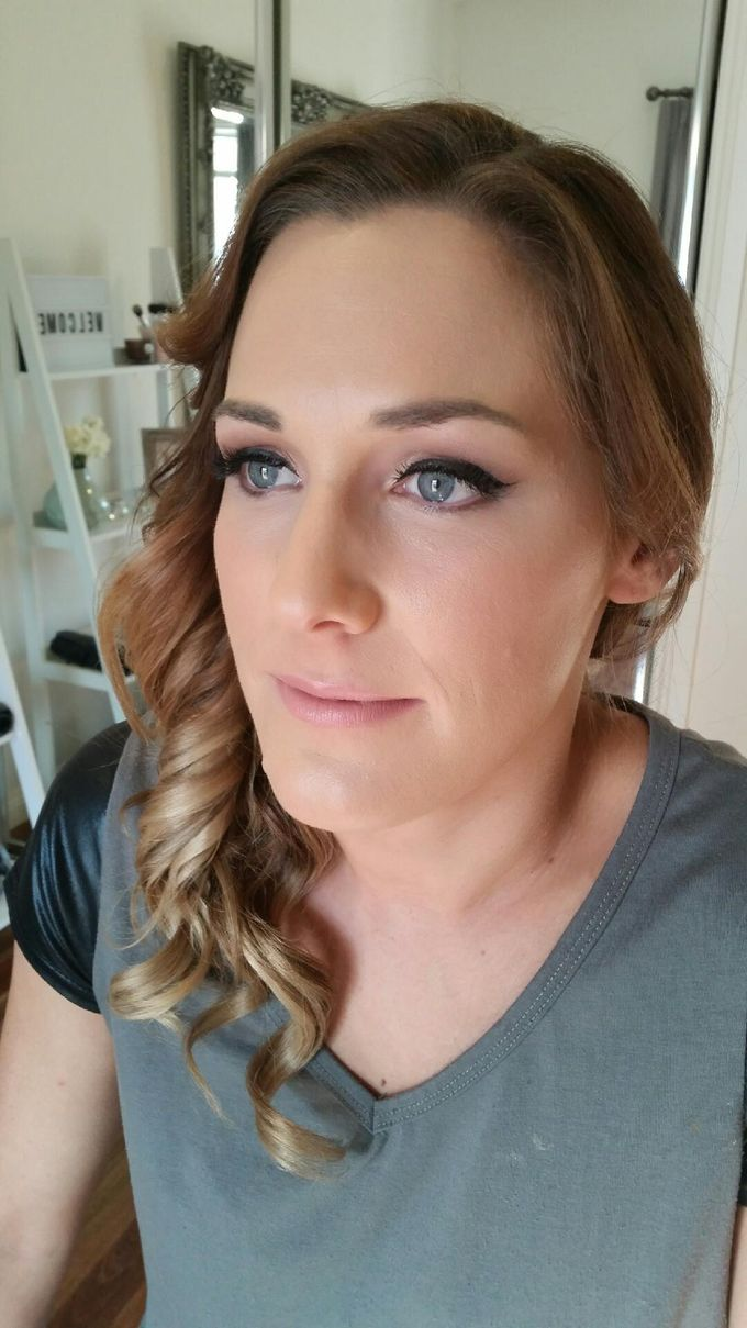 Special Occassion Makeup by Jessica Woods Makeup - 005