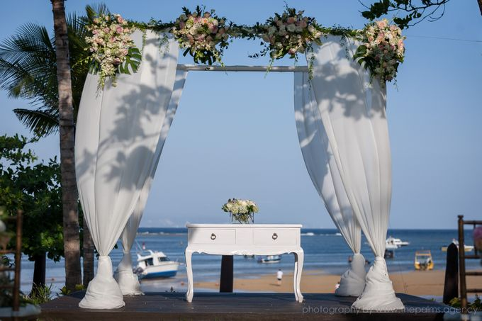 Wedding at Fairmont Bali by Fairmont Sanur Beach Bali - 005