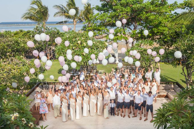 Wedding at Fairmont Bali by Fairmont Sanur Beach Bali - 010