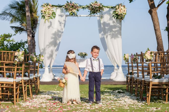 Wedding at Fairmont Bali by Fairmont Sanur Beach Bali - 011