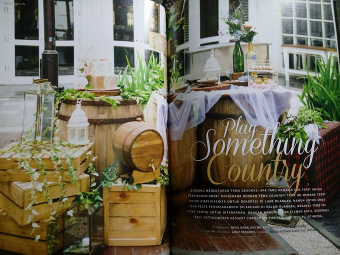 Featured in Bella Donna THE WEDDING by Catalina Flora - 001