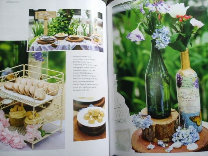 Featured in Bella Donna THE WEDDING by Catalina Flora - 003