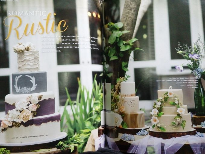 Featured in Bella Donna THE WEDDING by Catalina Flora - 005