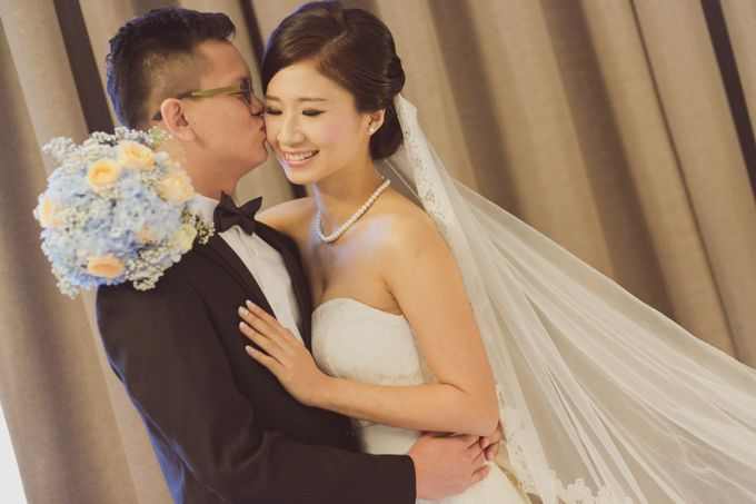 Garden Wedding of SY & CL by SimplyBenji Photography - 010