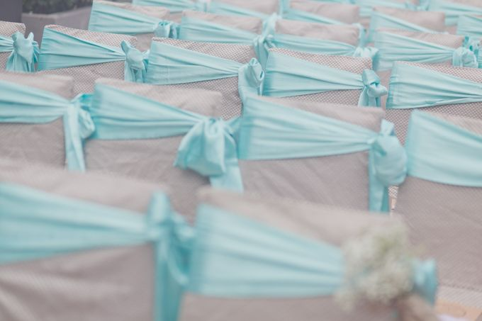 Garden Wedding of SY & CL by SimplyBenji Photography - 011