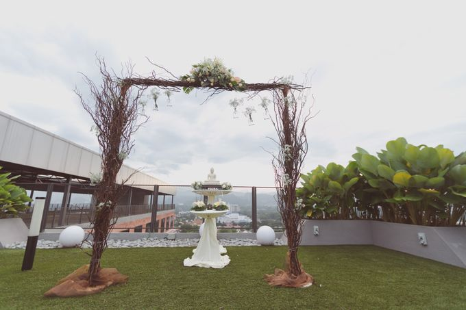 Garden Wedding of SY & CL by SimplyBenji Photography - 015