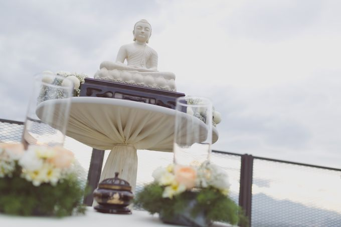 Garden Wedding of SY & CL by SimplyBenji Photography - 016
